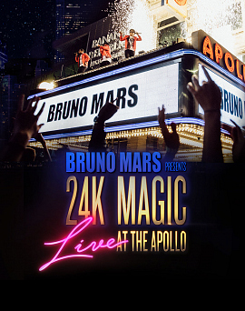 Bruno Mars: 24K Magic Live